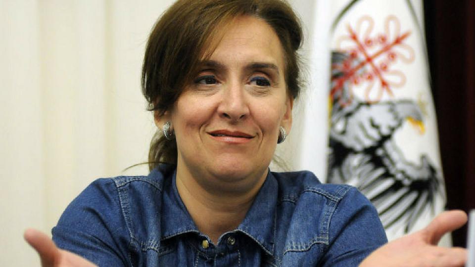 La vicepresidenta fue muy criticada en redes por sus palabras