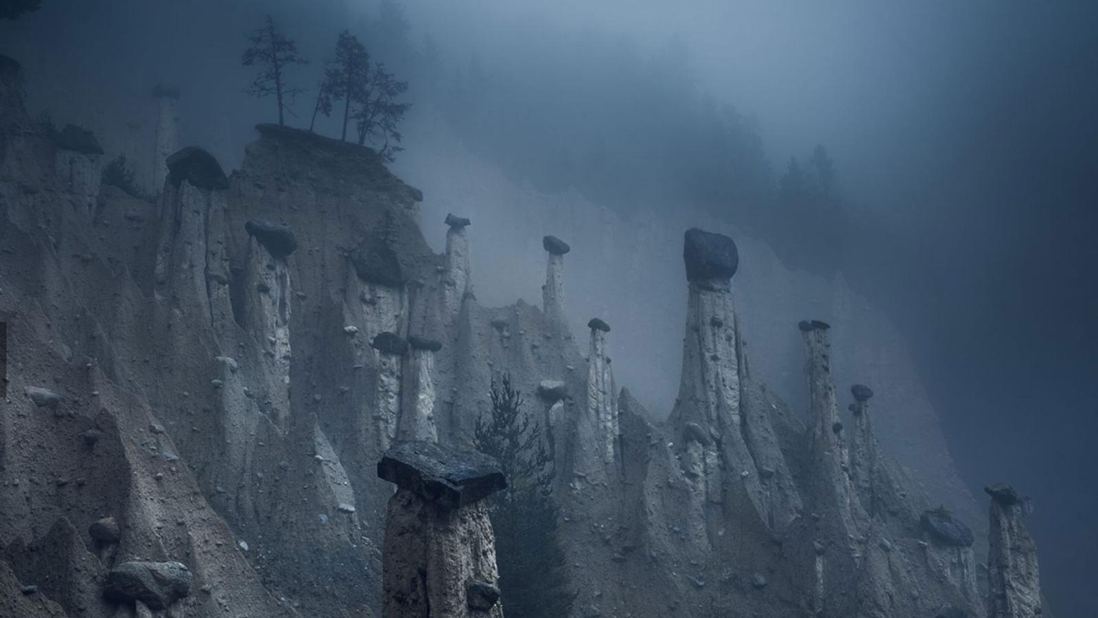 """""""Marte"""". Brunico, Tirol del Sur, Italia."""
