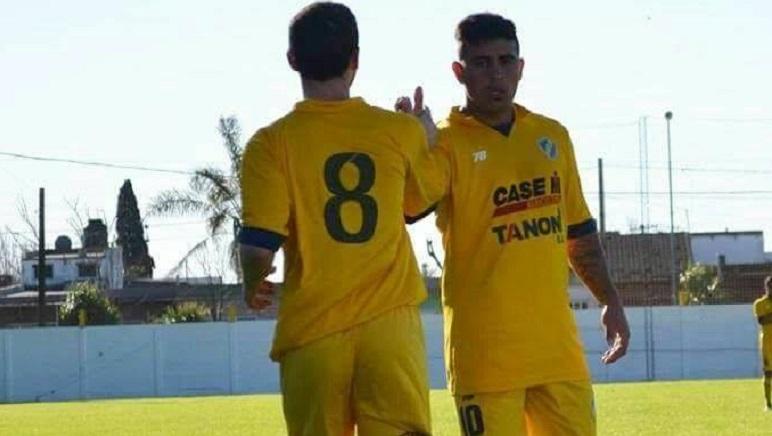 Antes con la Bombal, ahora con la Arnold. Sergio Bordón trajo sus goles a LCF.