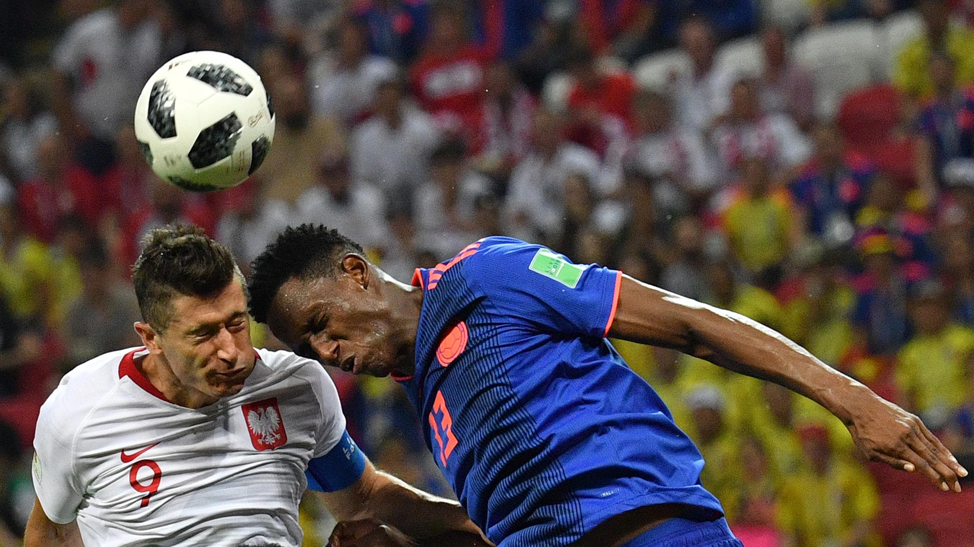 Colombia goleó a Polonia 3 a 0 y define el jueves ante Senegal el pase a los octavos.