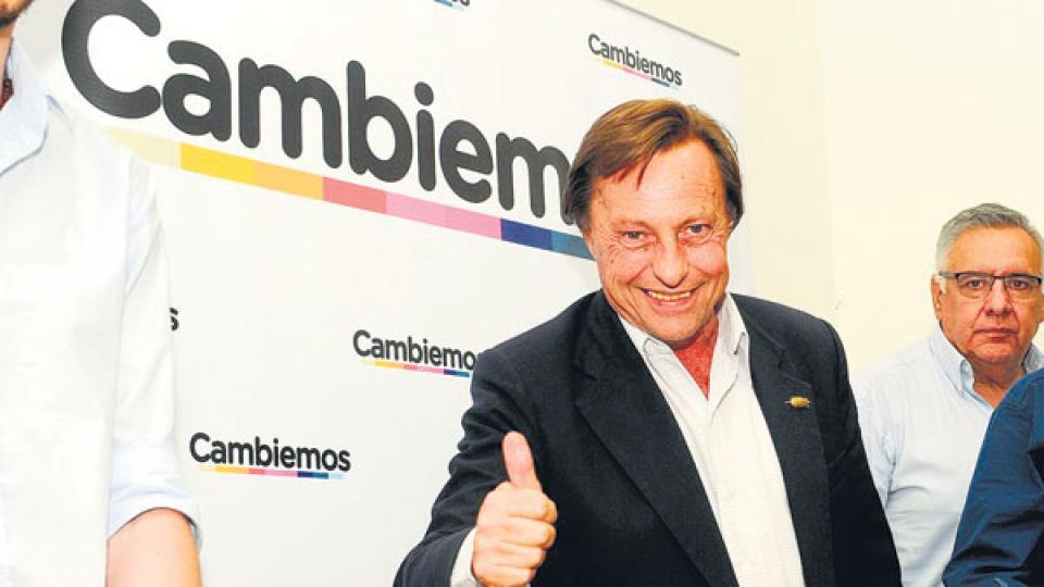 Varisco, de extracción radical, llegó a la intendencia paranaense por Cambiemos.