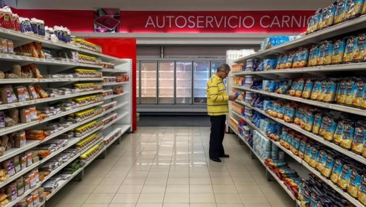 Se dispararon varios productos de consumo fundamental.