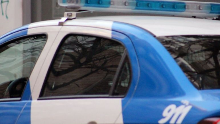 La persona que fue detenida tenía antecedentes según contaron los oficiales.