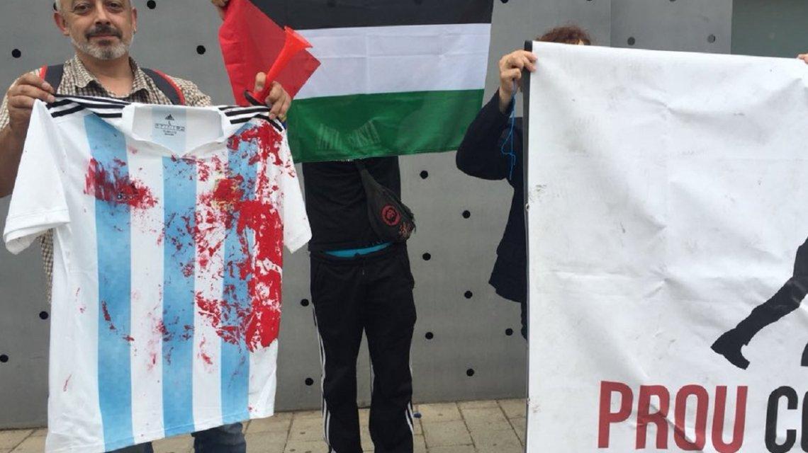 Palestina enfrenta una sangrienta guerra con Israel (@guardaceci)