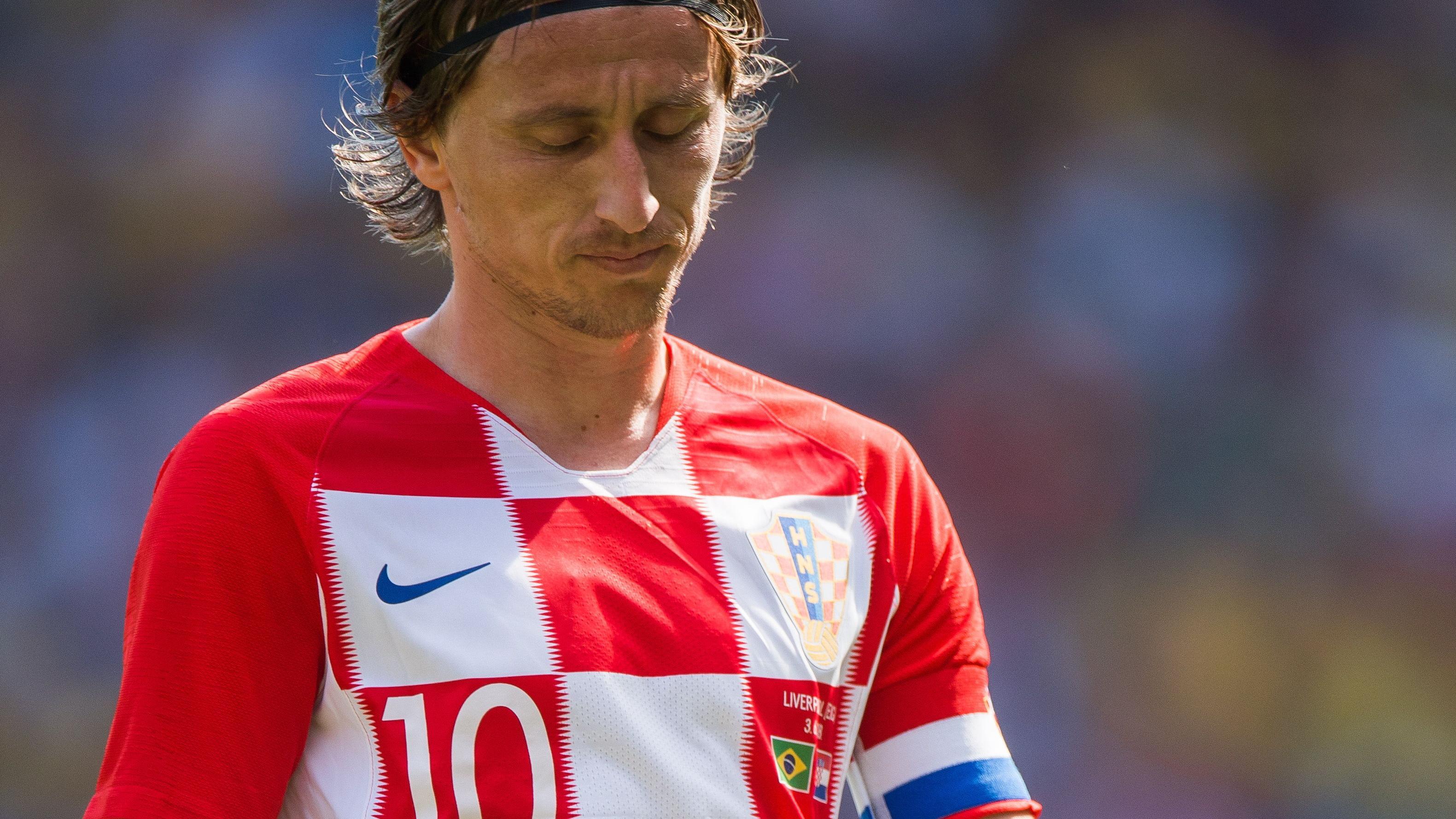 Croacia cayó ante Brasil por dos a cero. (Foto: EFE)