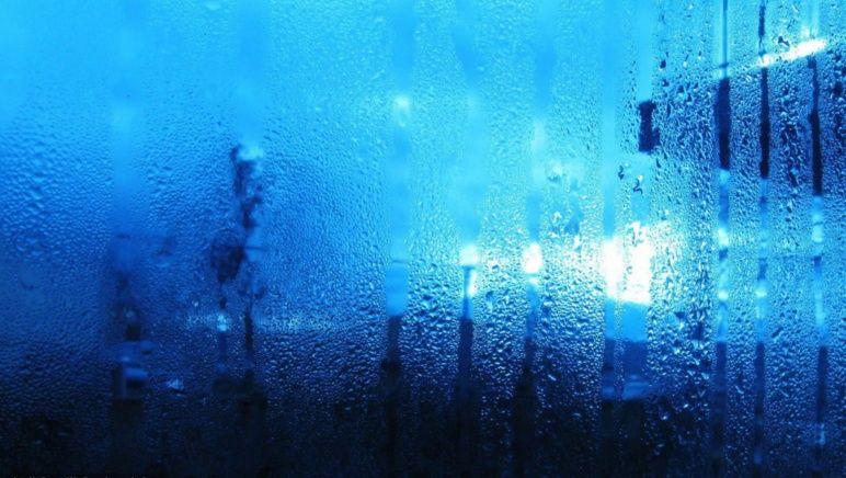 Humedad elevada y lluvias. Completito el combo