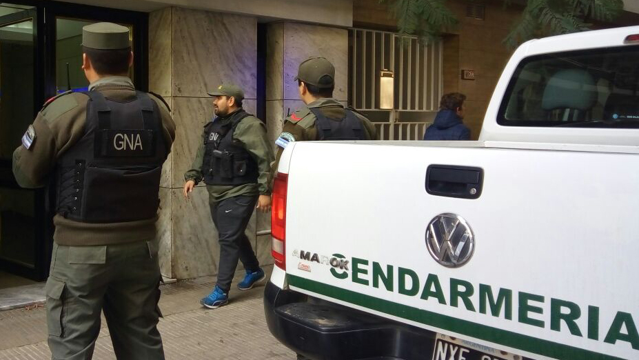 La primera camada de 200 gendarmes llega este jueves.