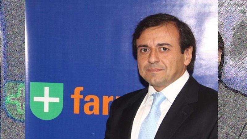 Quintana, funcionario del gobierno y dueño de Farmacity.