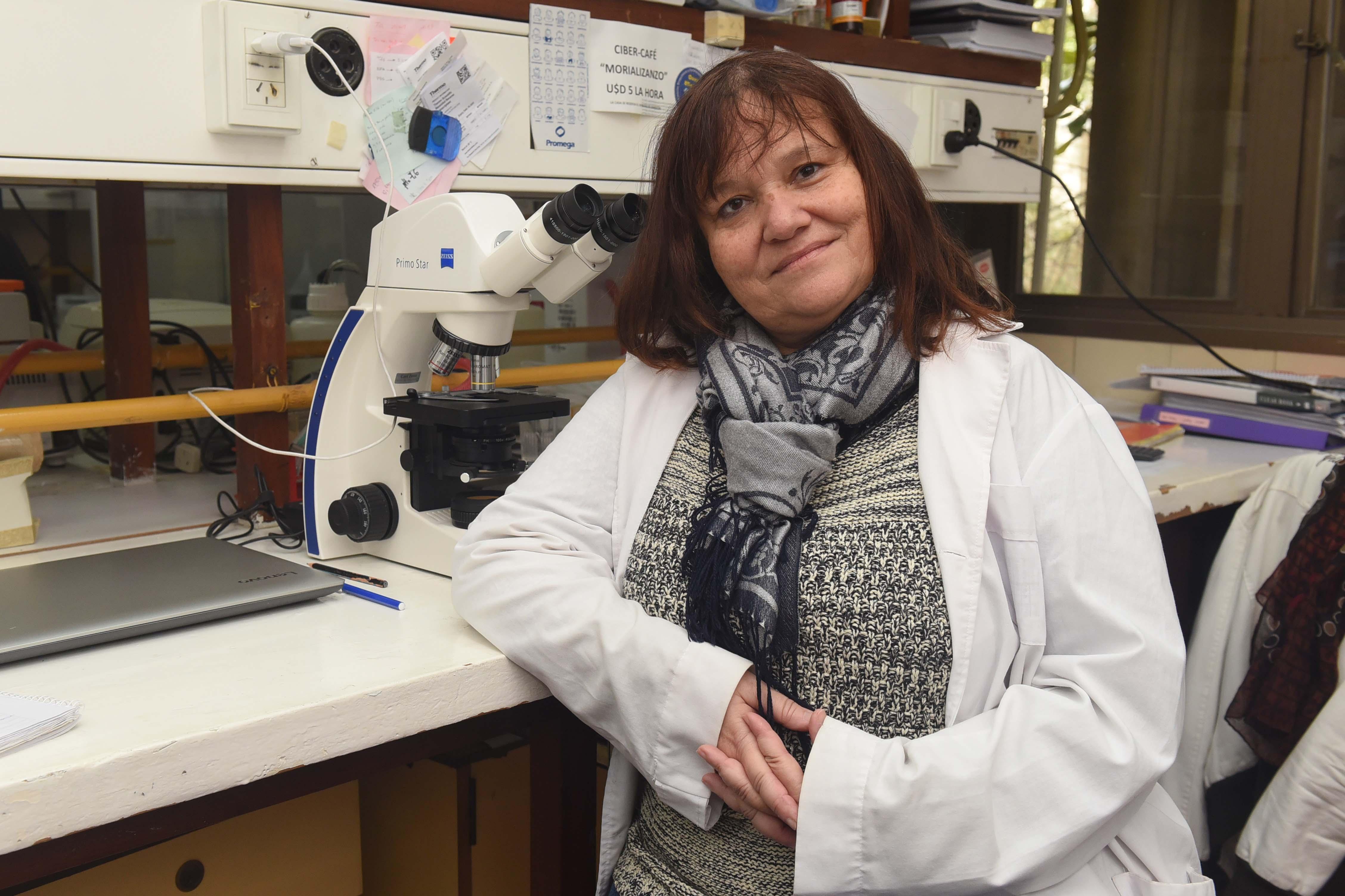 Daniela Gardiol, directora del equipo de investigación.