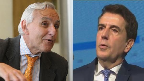 Rosendo Fraga y Carlos Melconian, reflexión y debate en Rosario.