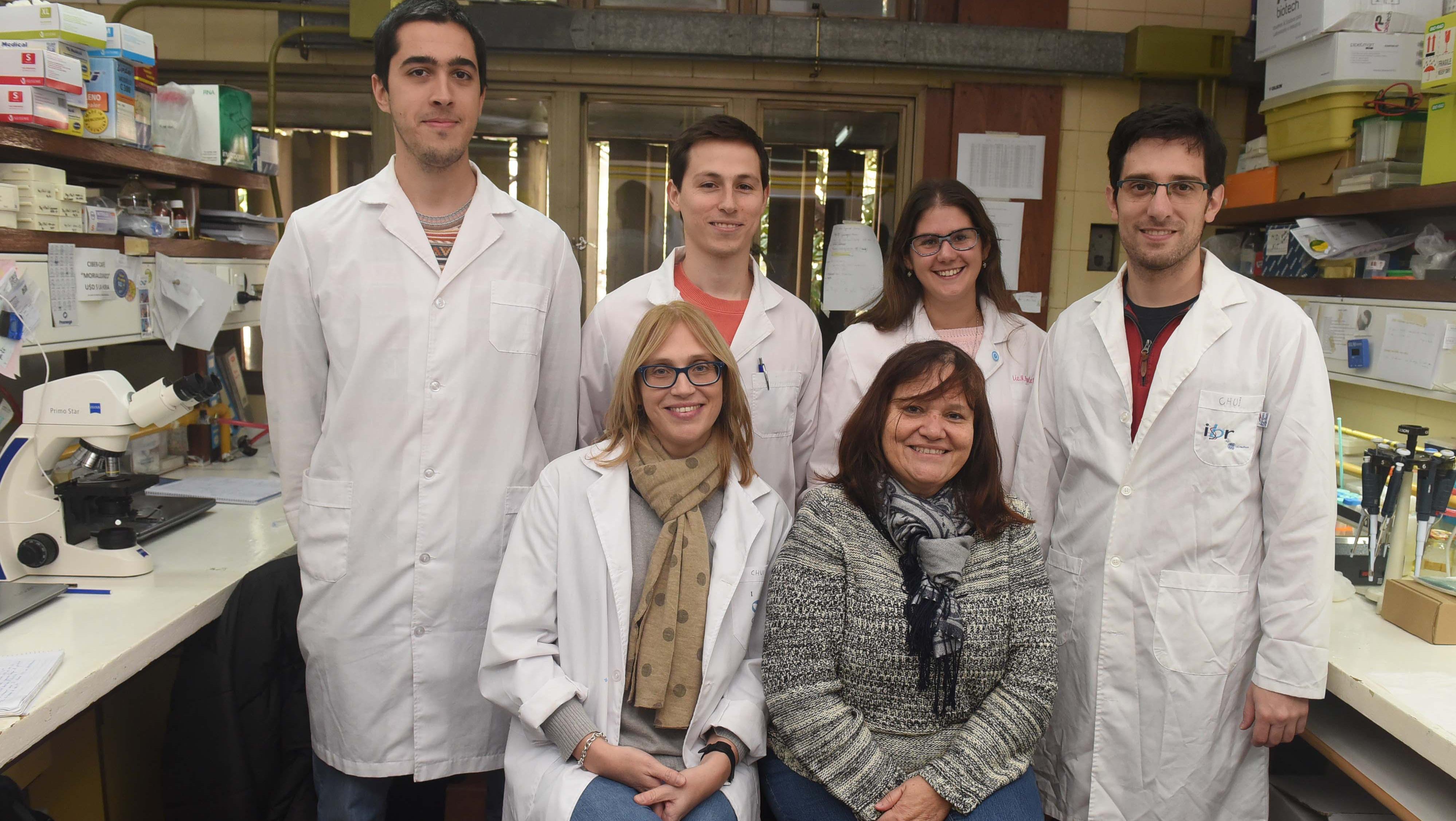 Científicos de Rosario y de la ciudad bonaerense de Pergamino trabajan en conjunto.