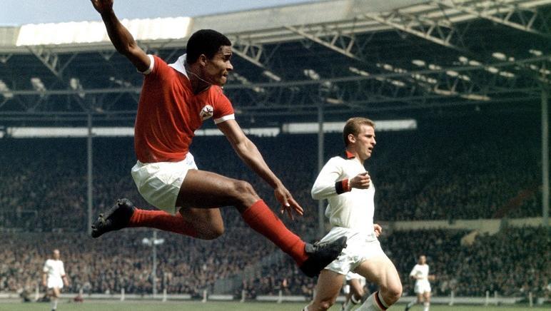 El Mundial del '66 fue para Eusebia como el del 86 para Maradona.