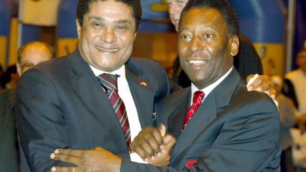 En Inglaterra Pelé fue lesionado y toda la gloria personal fue de Eusebio.