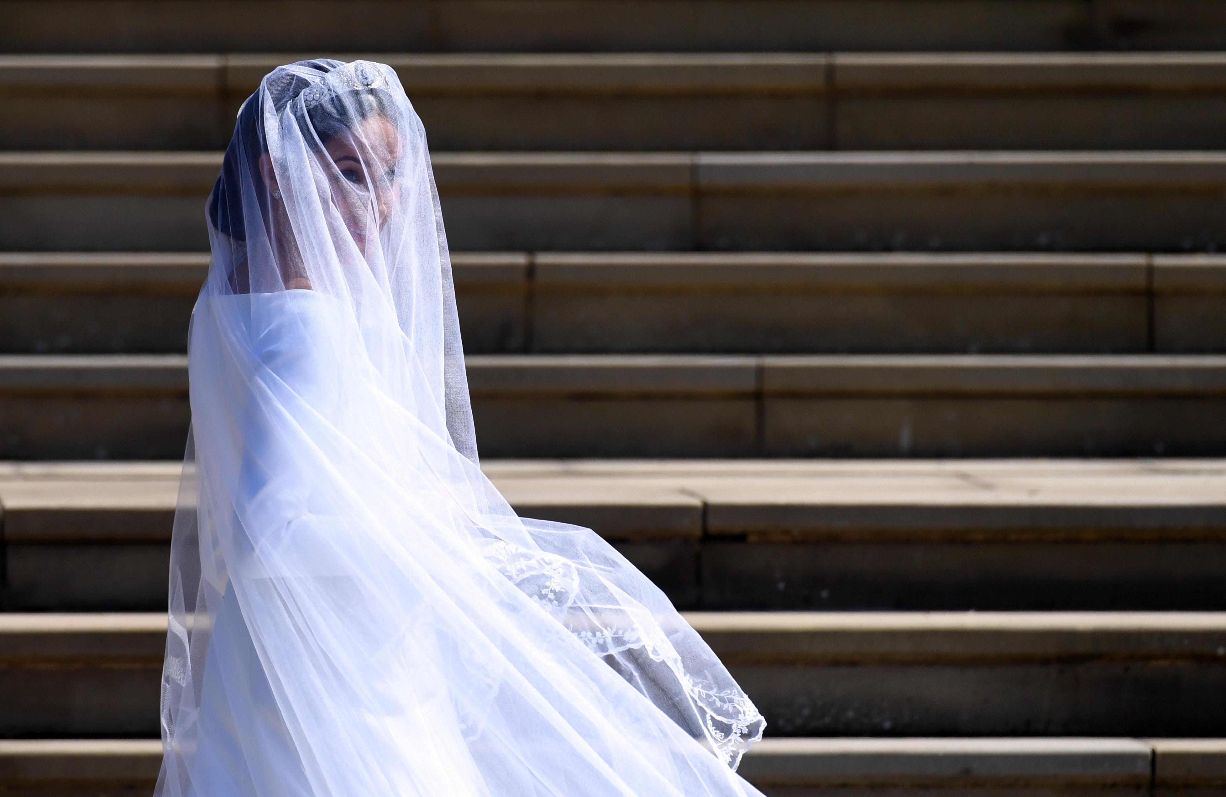 La boda del príncipe Harry y Meghan Markle