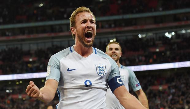 Harry Kane es la llave de gol de la selección inglesa (Foto: EFE)