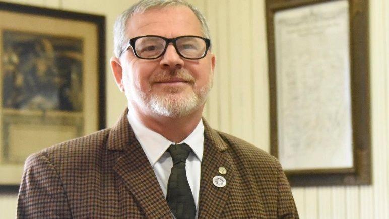Ricardo Nidd, decano de Ciencias Médicas