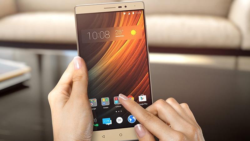 Uno de los smartphones de Lenovo que la propia marca promete superar.