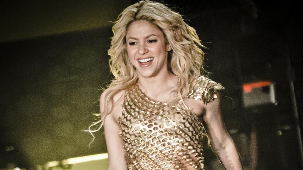 Shakira confirmó que no volverá a cantar hasta junio.