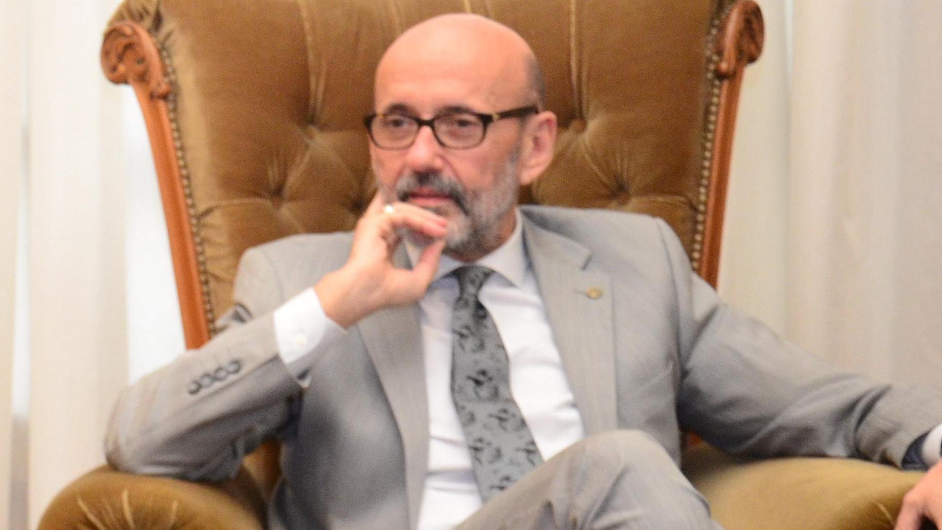 Floriani señala que el proyecto responde al objetivo primigenio para la zona.