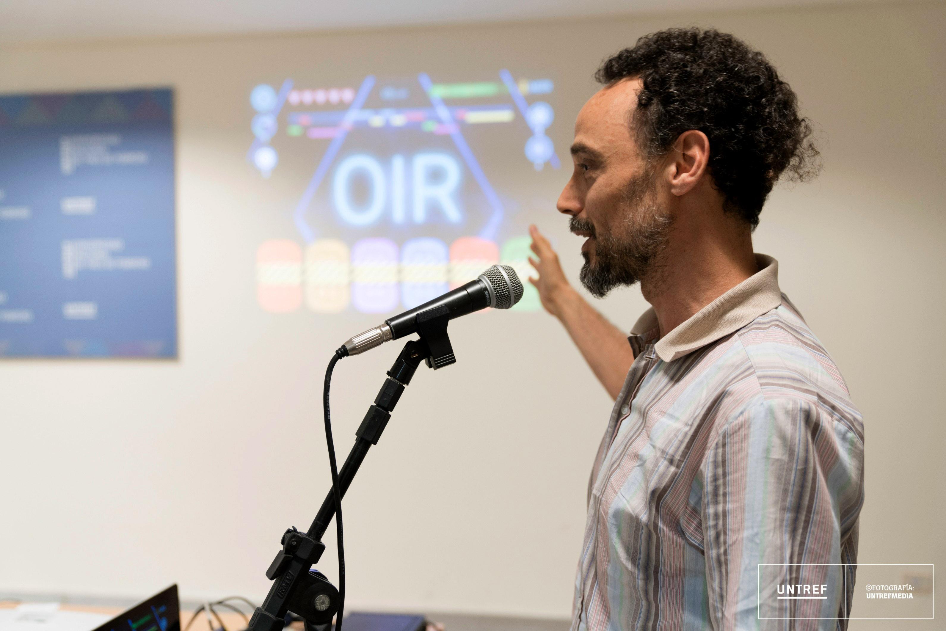 Zimmerman ganó la primera edición del premio Untref Emprende