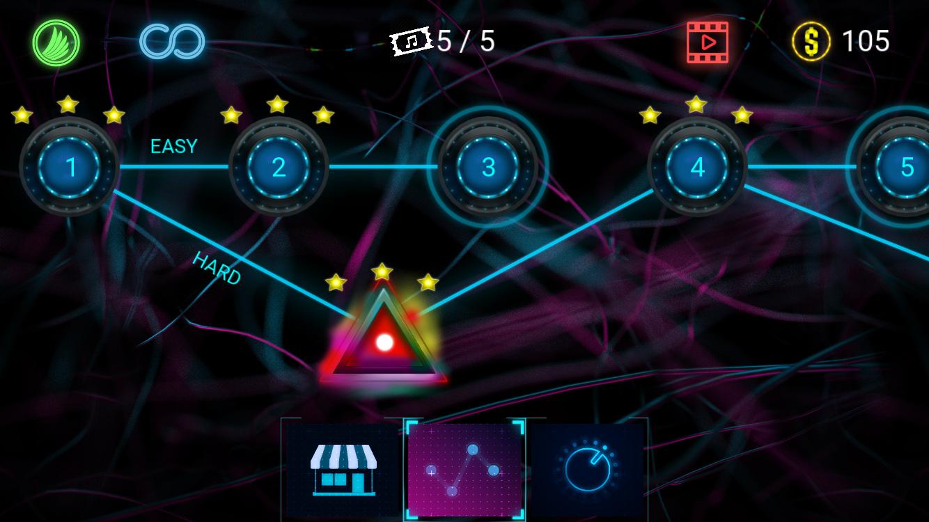 El juego permite imitar melodías con acompañamiento y precisión rítmica