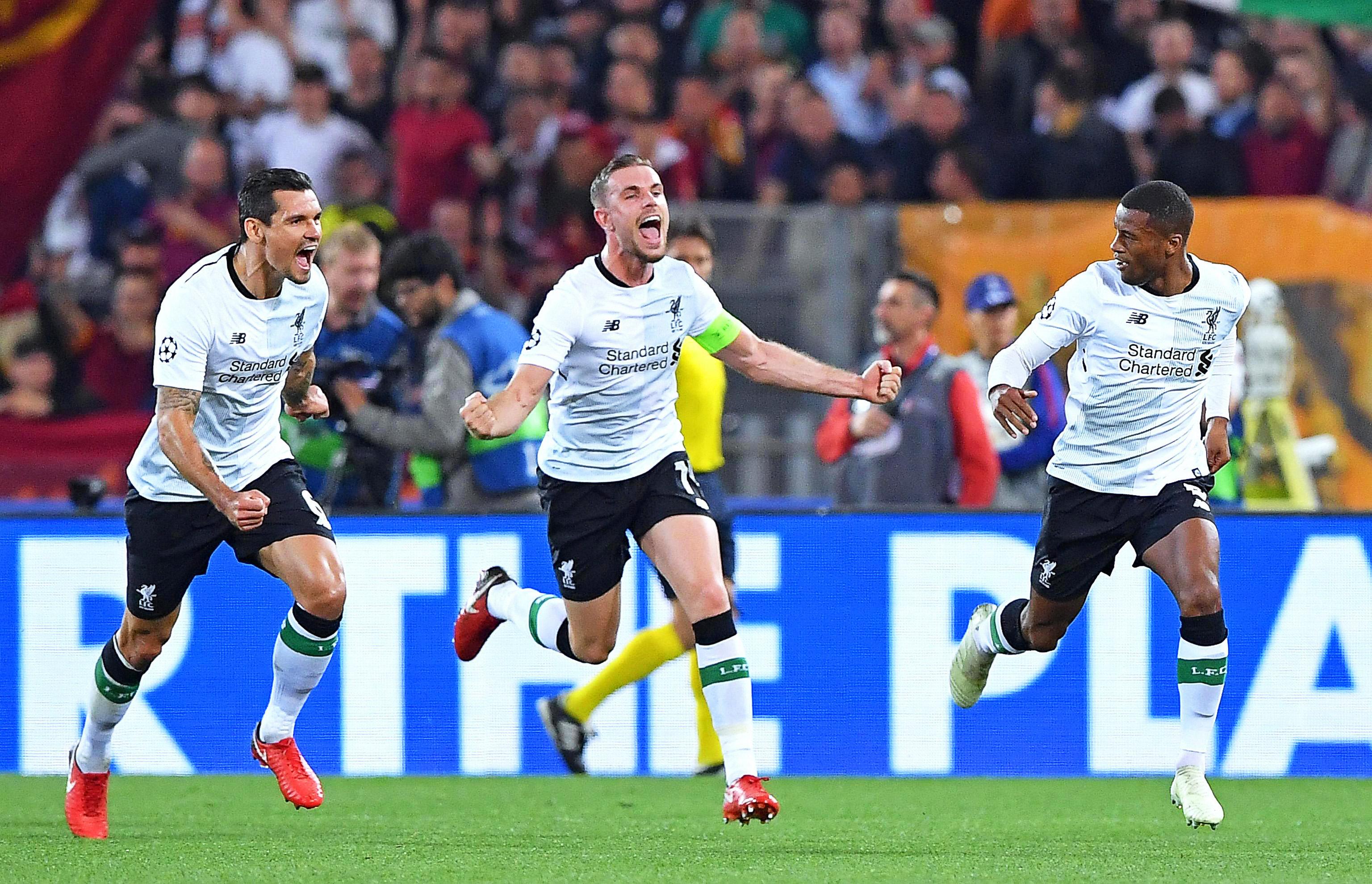 Liverpool sufrió pero ya es finalista de la Champions (EFE)