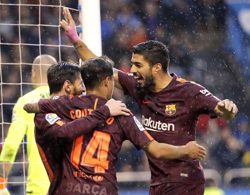 Barcelona gritó campeón