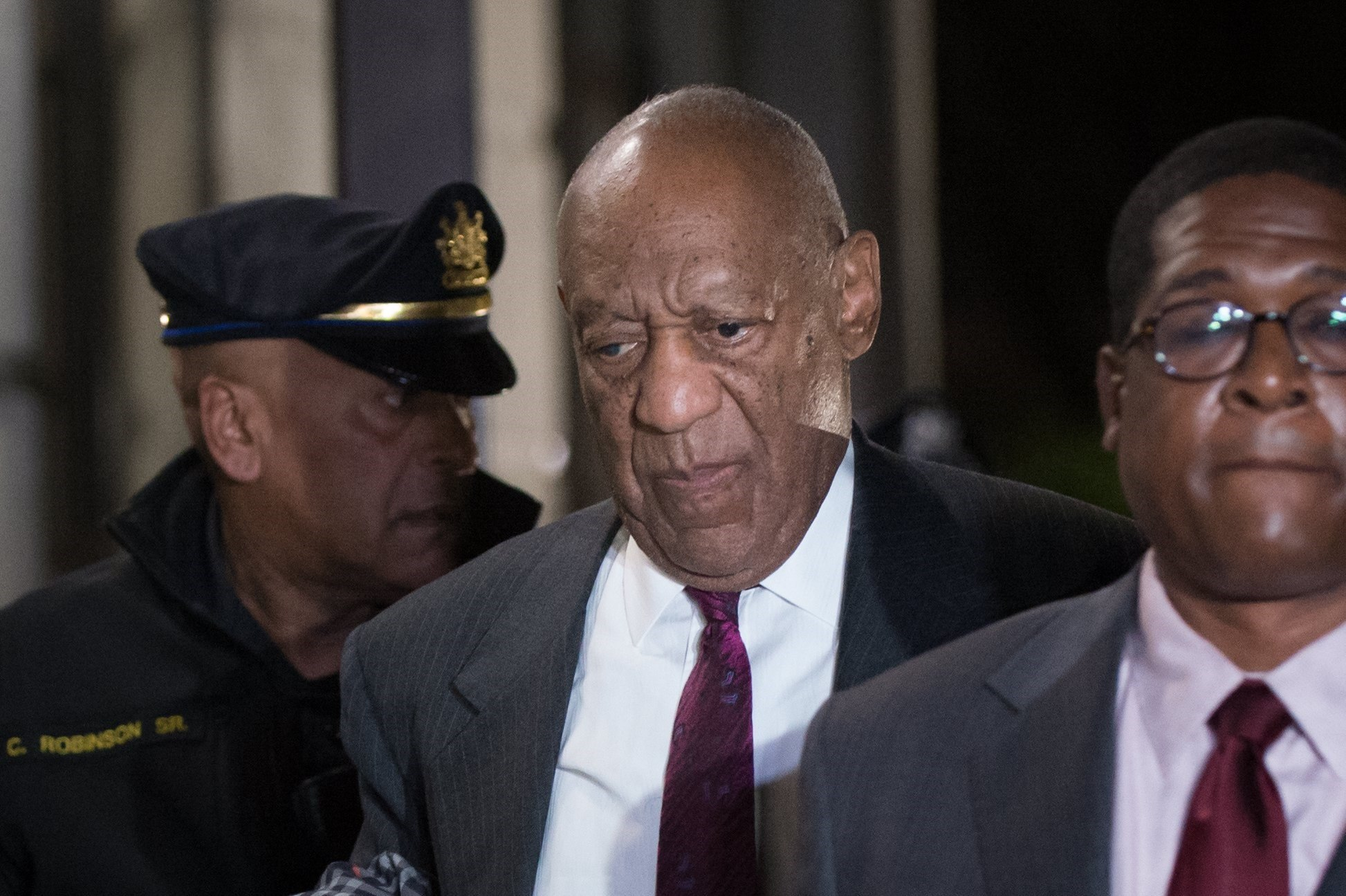 Cosby fue declarado culpable de abuso sexual (EFE)