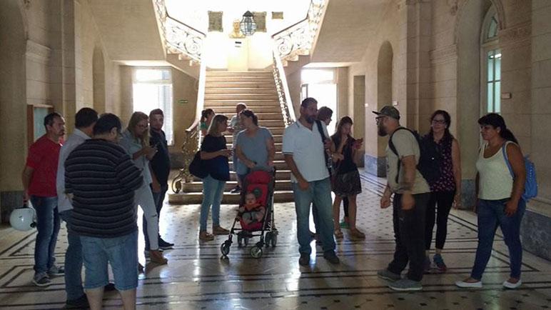 Los integrantes de la Multisectorial vuelven a ocupar el interior del municipio.