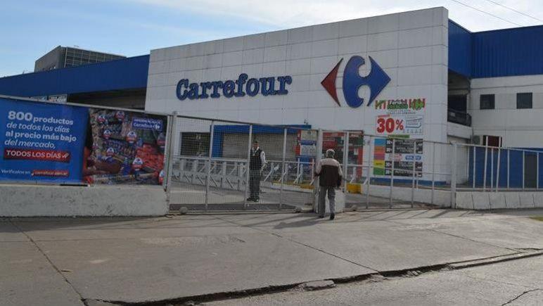 Carrefour en medio de un Procedimiento de Crisis