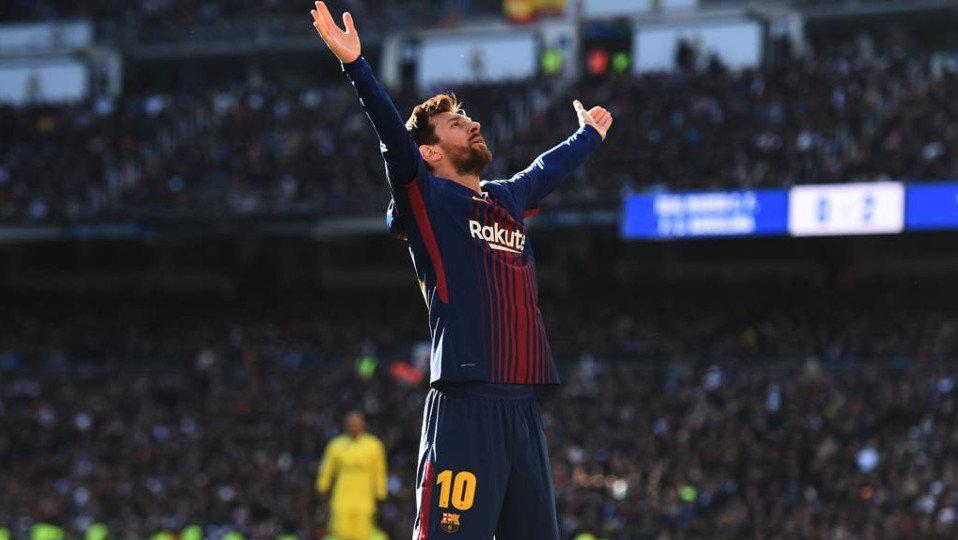 Messi superó la barrera de los 100 millones de euros en ingresos.
