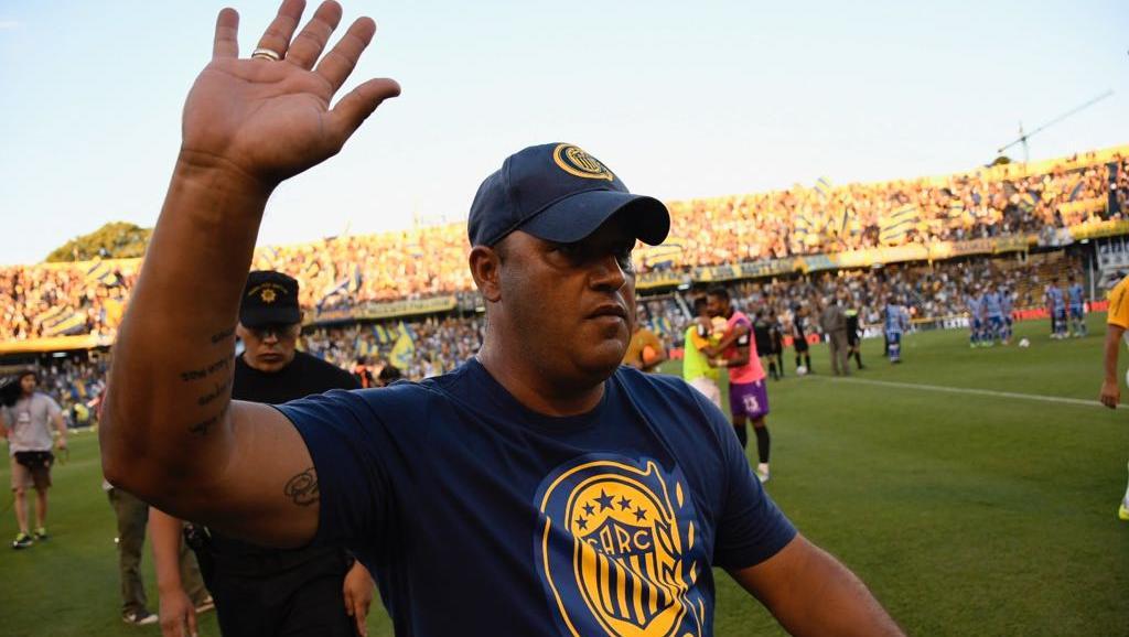 El entrenador canalla analizó la derrota ante el Tomba. (Foto: Juan José García)