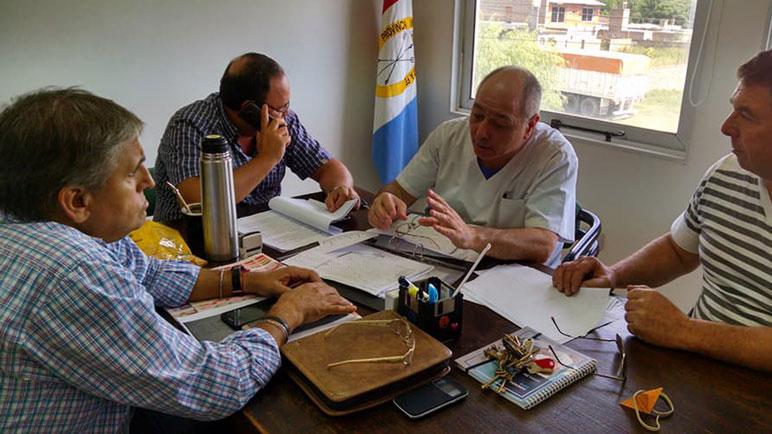 El consejo asesor del San Carlos continúa con su renovación.