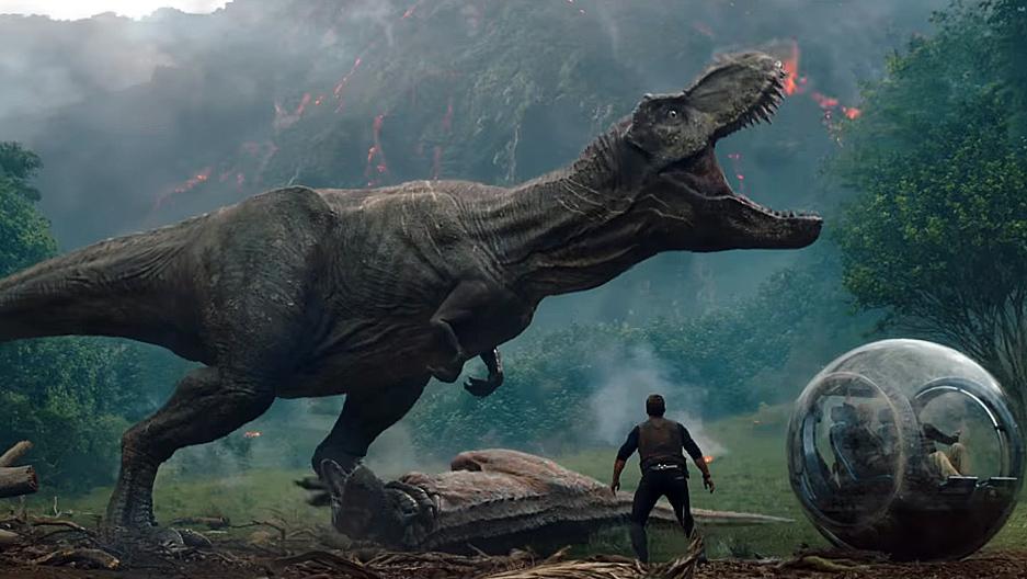 Vuelve a la pantalla grande la isla de los dinosaurios