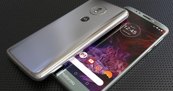 El G6 tiene una pantalla de 5,7 pulgadas con resolución de 1080 píxeles.