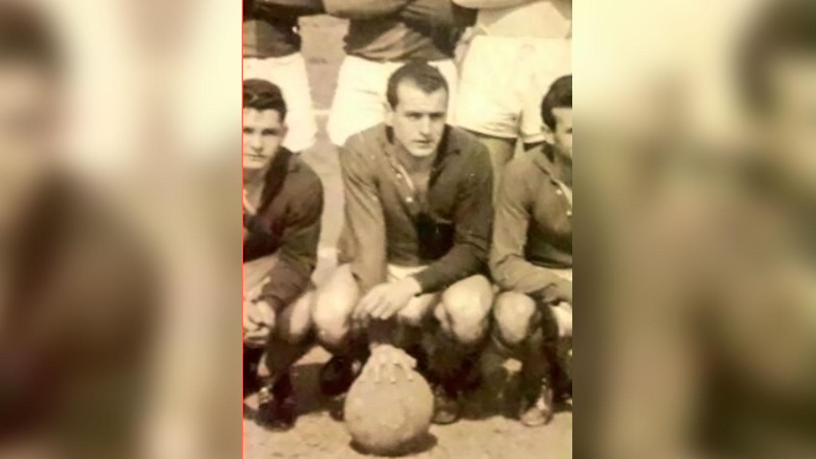 Yorlano jugó un partido en Newell's, en el '63.