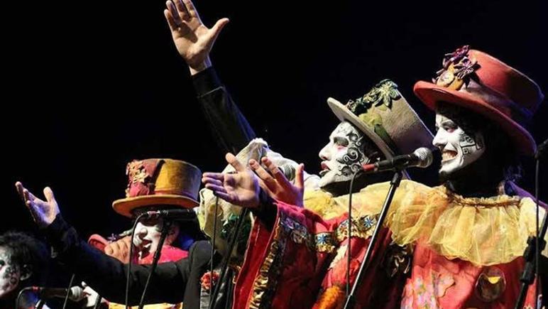 La murga presenta nuevo show en Rosario