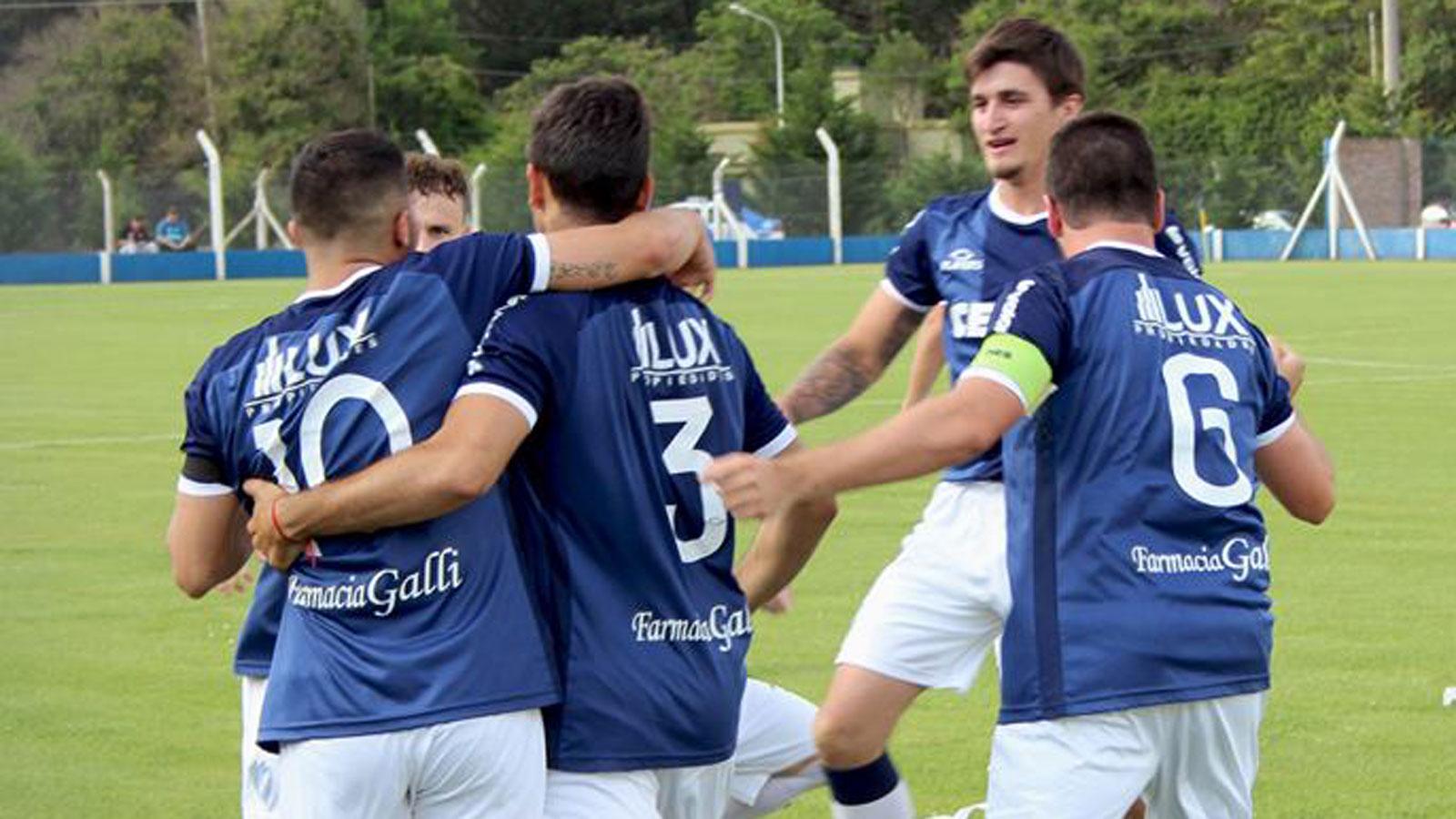 Sentimiento Azul. Los hinchas del Belgrano le agradecerán a sus jugadores.