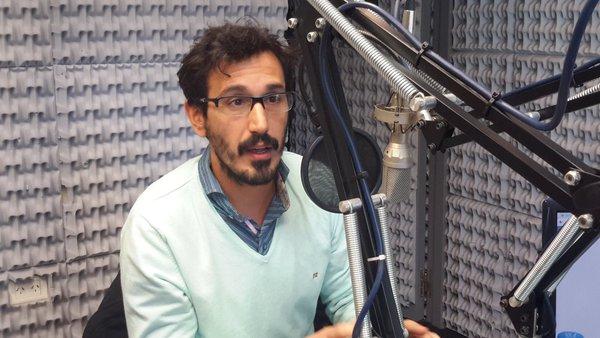 """Ariel D'Orazio, de la Oficina Municipal del Consumidor: """"Hoy queda muchagente afuera de la calificación para aspirar a un préstamo hipotecario""""."""