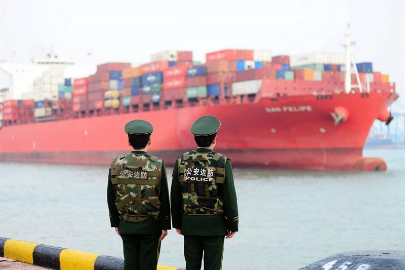 China pone restricciones a EE.UU.
