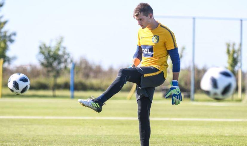 Di Fulvio debutará en primera división (CARCoficial)