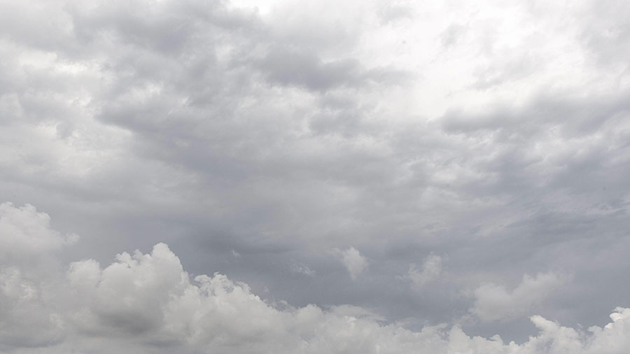 El cielo podría ponerse amenazante a partir de la tarde-noche.
