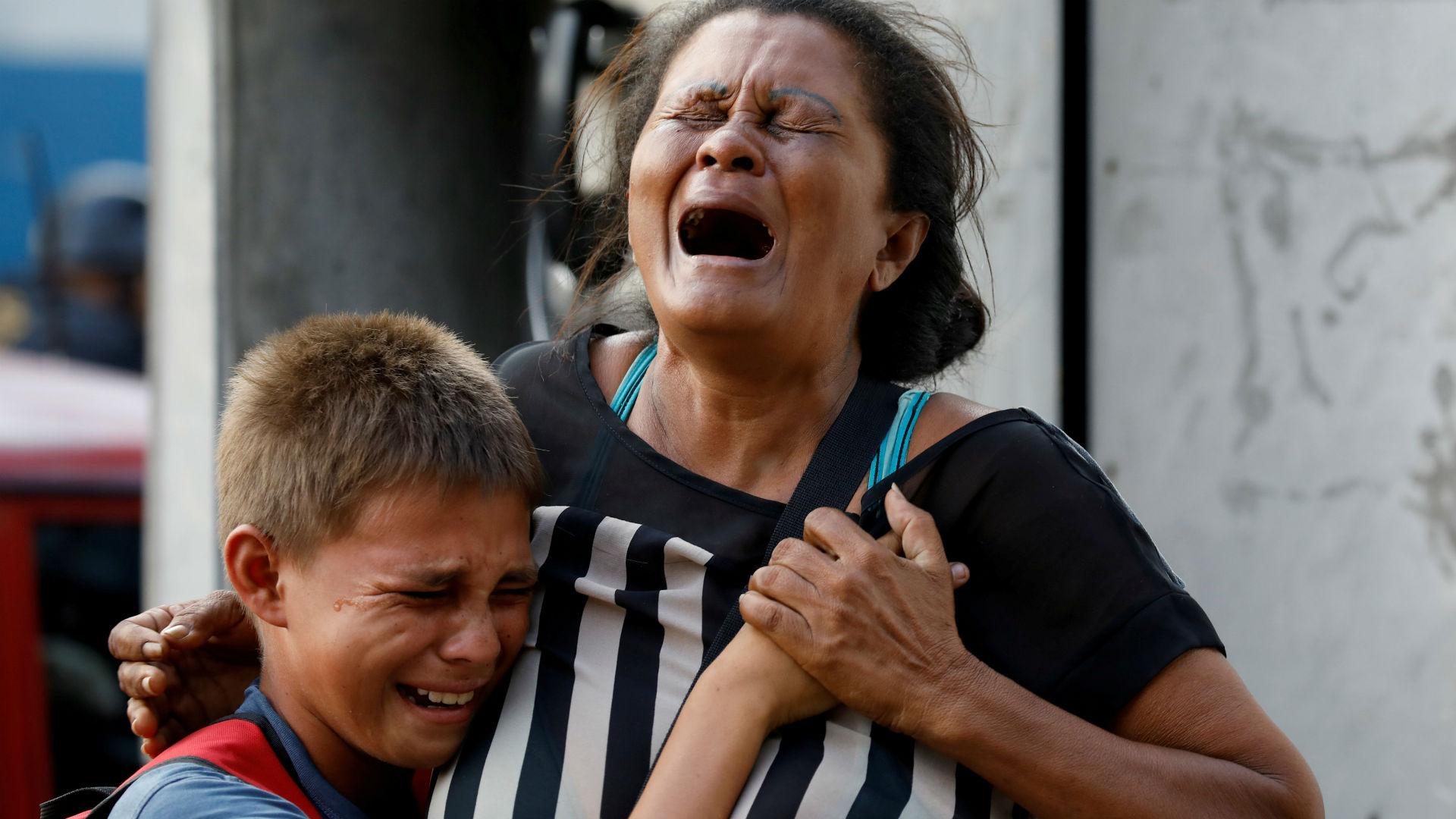 Se trata del conflicto carcelario más grave de la historia reciente venezolana.