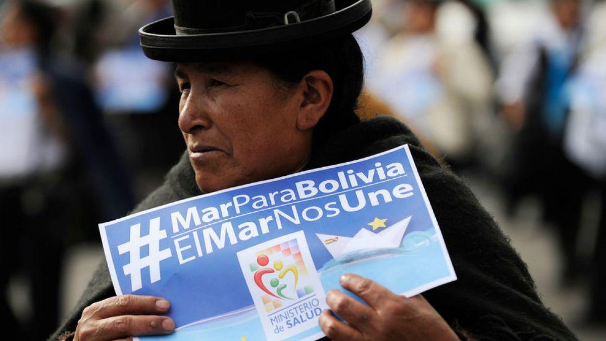 Los bolivianos militan el planteo como una causa nacional.
