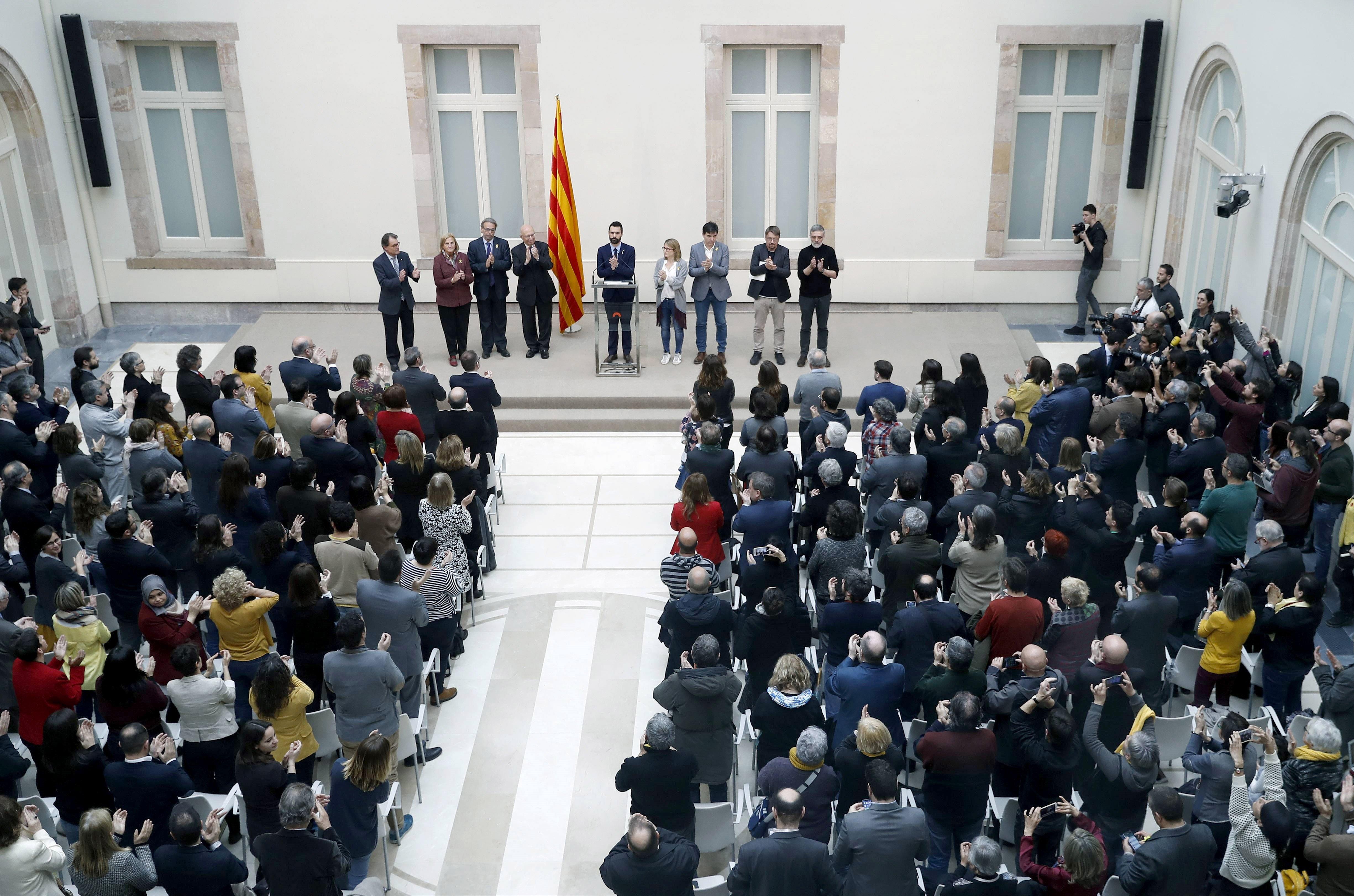 Cataluña sigue sin formar gobierno (EFE)