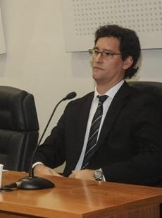El fiscal González Bussy abrió estelunes la etapa de alegatos.