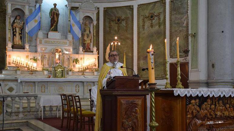 El Domingo de Ramos será movido en la ciudad.