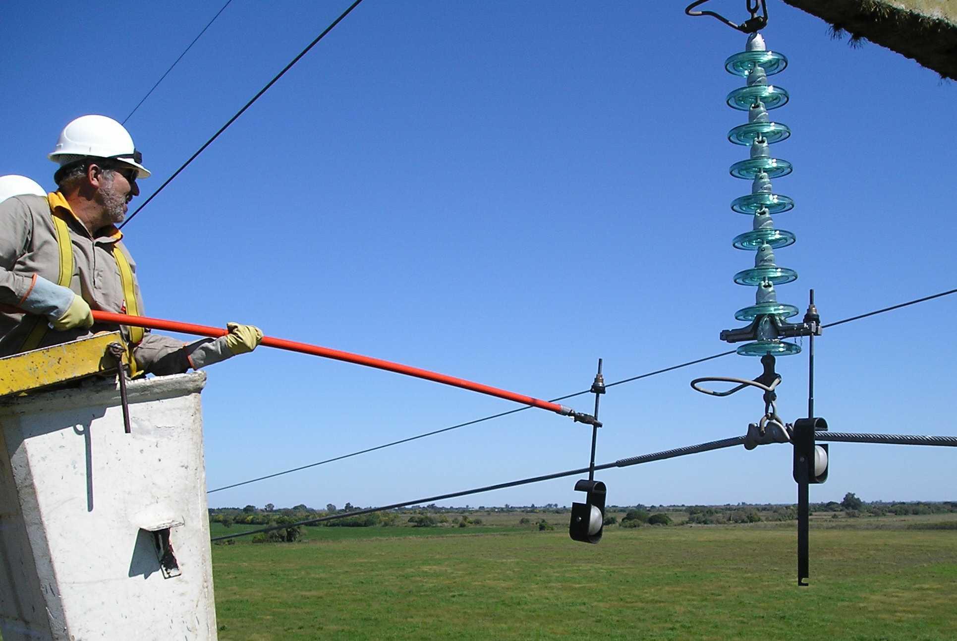 La EPE programó once cortes de luz para todo el finde.