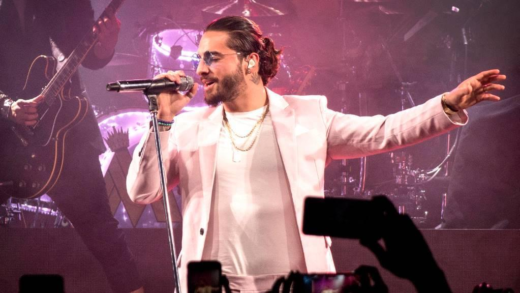 El cantante participa de la versión latinoamericana del tema
