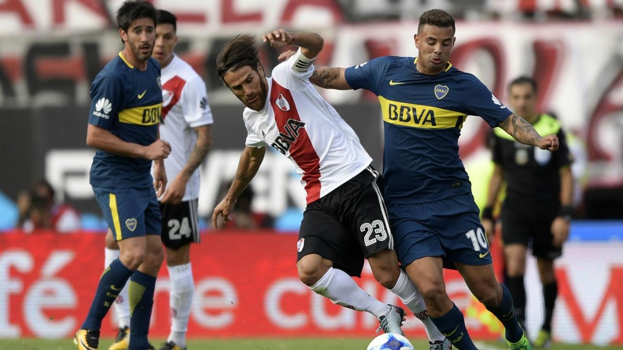 River y Boca se enfrentan en la Supercopa, partido histórico.